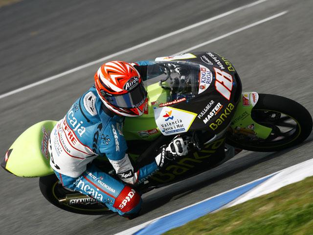Nico Terol, el más rápido en los primeros entrenamientos de 125 del GP de Qatar