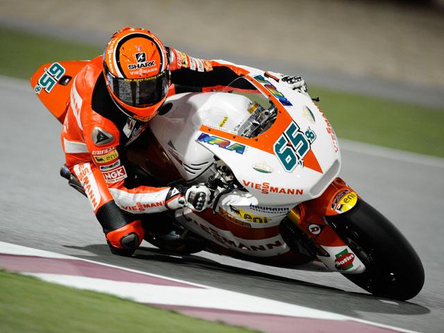 Bradl saldrá primero en la parrilla de Moto2 con Márquez y Luthi