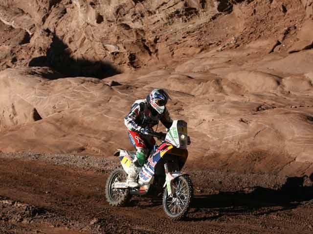 El Dakar llegará a Perú en 2012