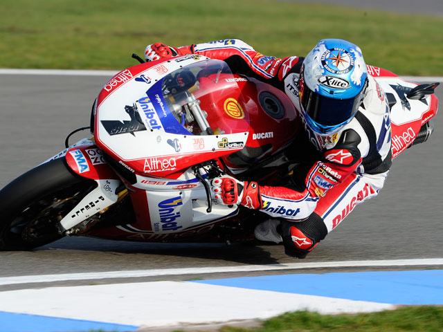 Carlos Checa logra la Superpole en la segunda cita del Mundial de Superbike