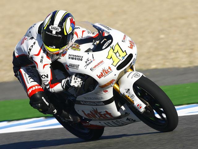 Sandro Cortesese hace con la «pole position» en los entrenamientos cronometrados