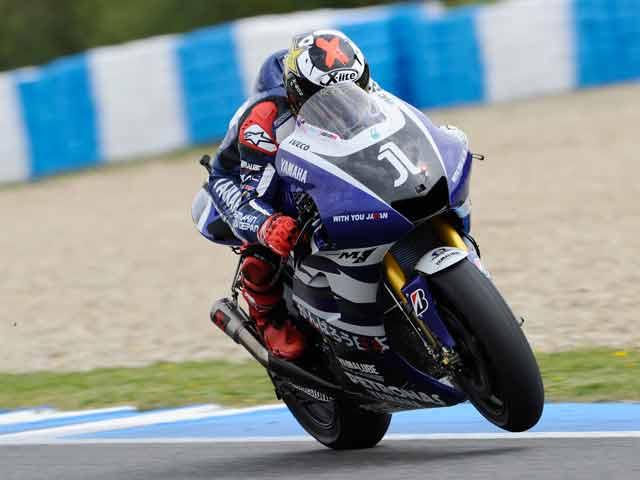 Jorge Lorenzo gana en MotoGP