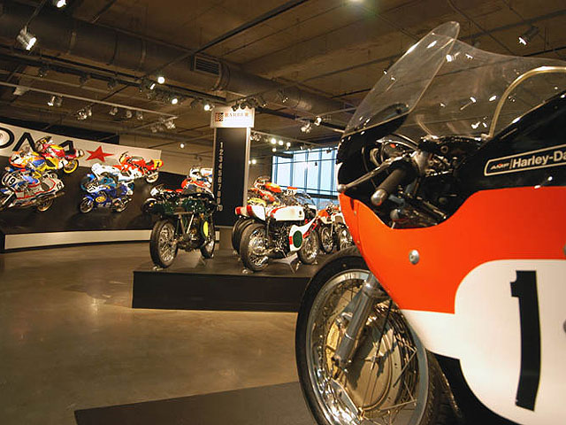 El Dorado de la moto