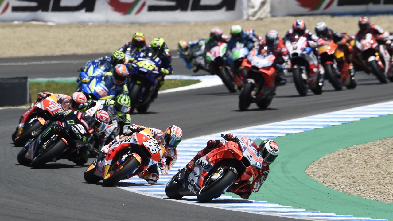 MotoGP Jerez 2018, en fotos