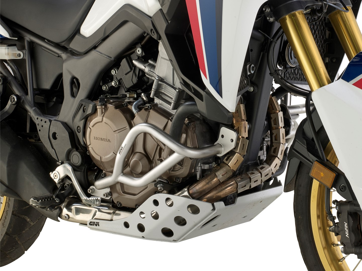 Givi Technical Parts: Honda Africa Twin