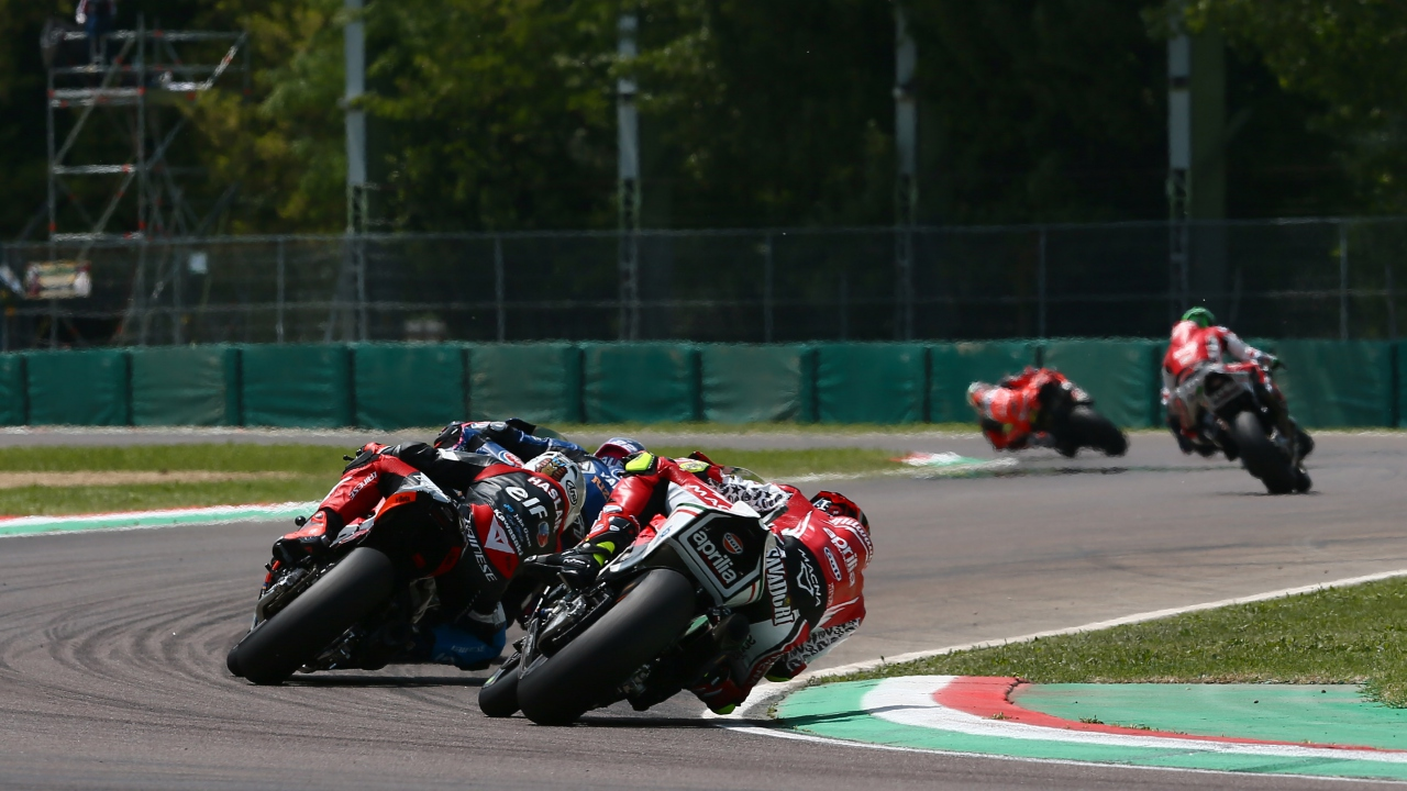 Imola WorldSBK 2018, en fotos
