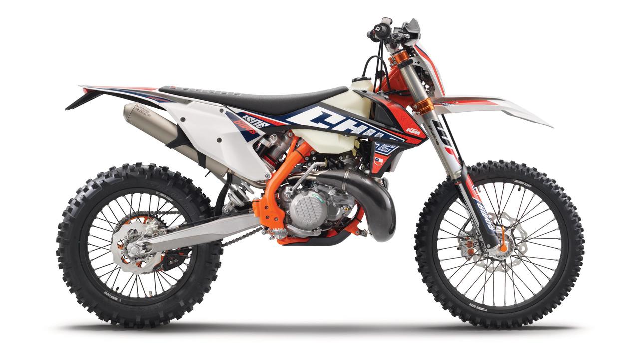 Nueva gama KTM Enduro 2019