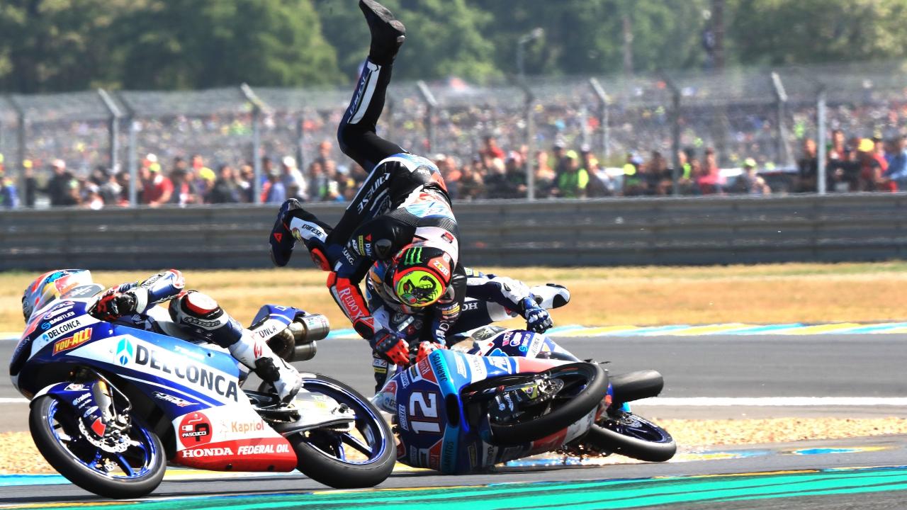 MotoGP Le Mans 2018, en fotos