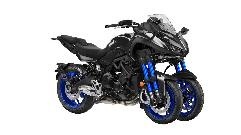 Yamaha Niken, prueba, ficha técnica y primeras impresiones