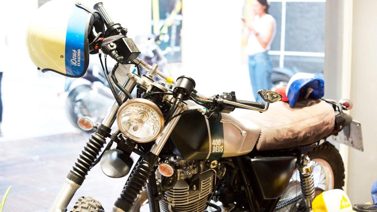 Deus Ex Machina abre su primera tienda en España