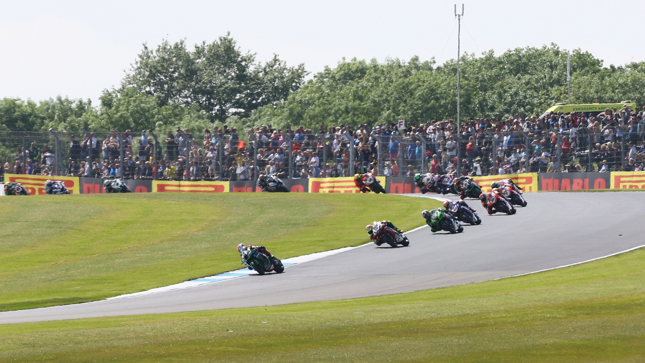 WSBK Donington 2018: Horarios, TV y links