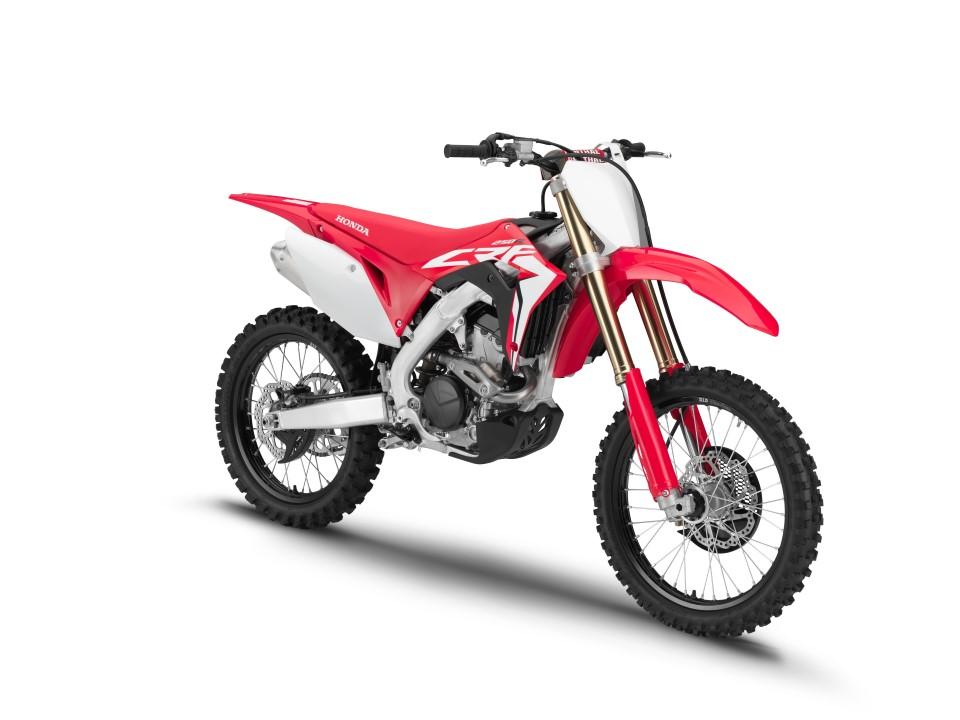 Novedades offroad 2019 de Honda