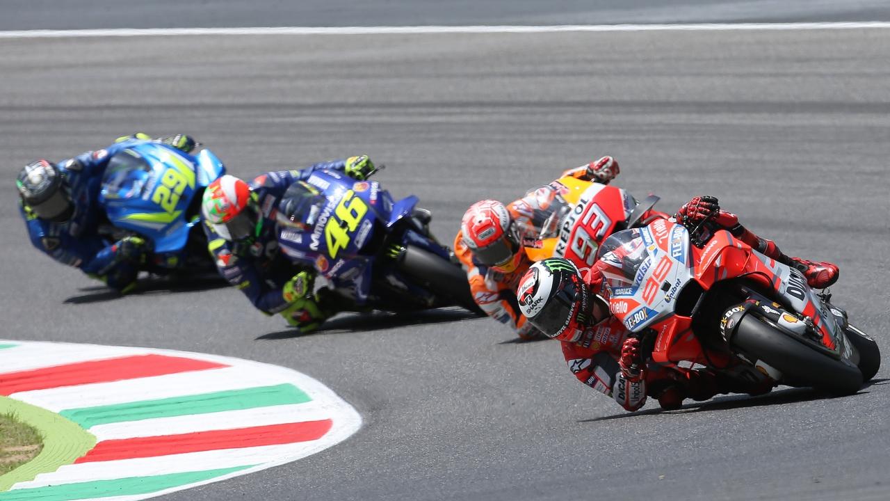 MotoGP Mugello 2018, en fotos