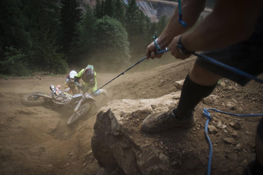 Las mejores imágenes del Erzbergrodeo Red Bull Hare Scramble, segunda prueba del WESS