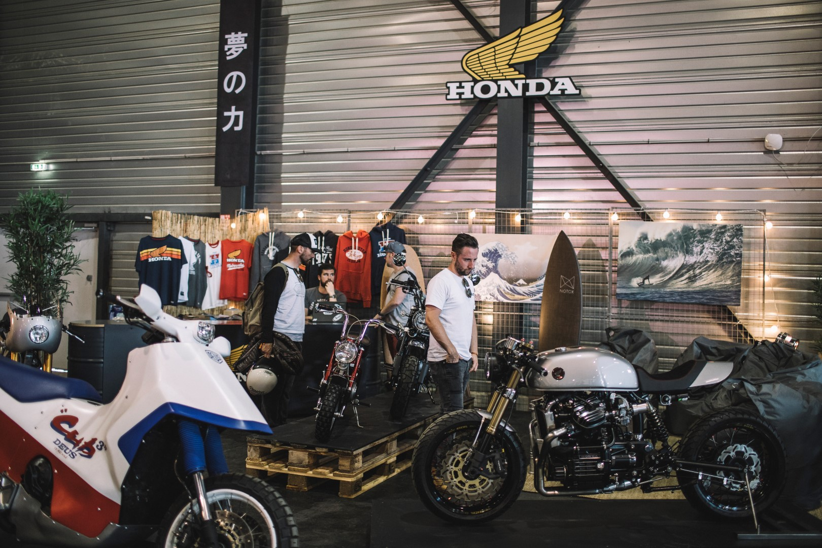 Wheels and Waves 2018, el festival custom dio comienzo al verano