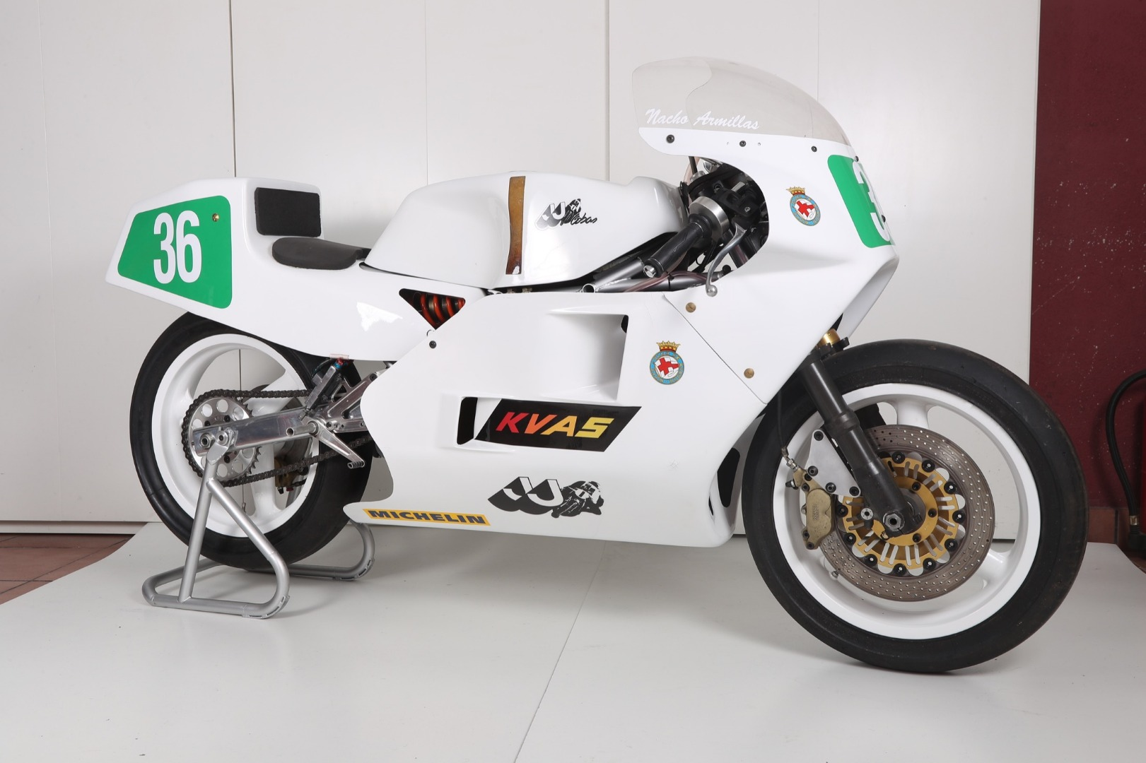JJ-COBAS TR1-C, la primera de sus carreras cliente