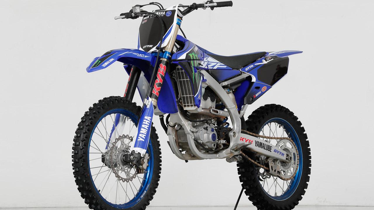 Yamaha YZF 250 '18 MX2 Race Réplica