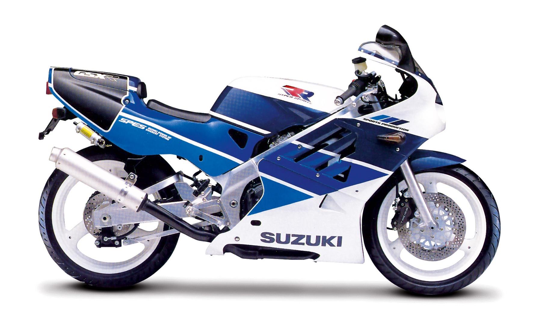 10 grandes deportivas japonesas de 250 y 400cc 4T