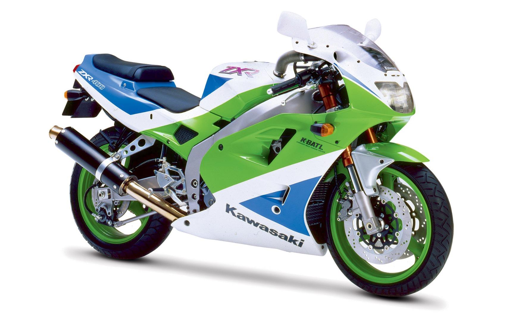 Kawasaki ZX-400R