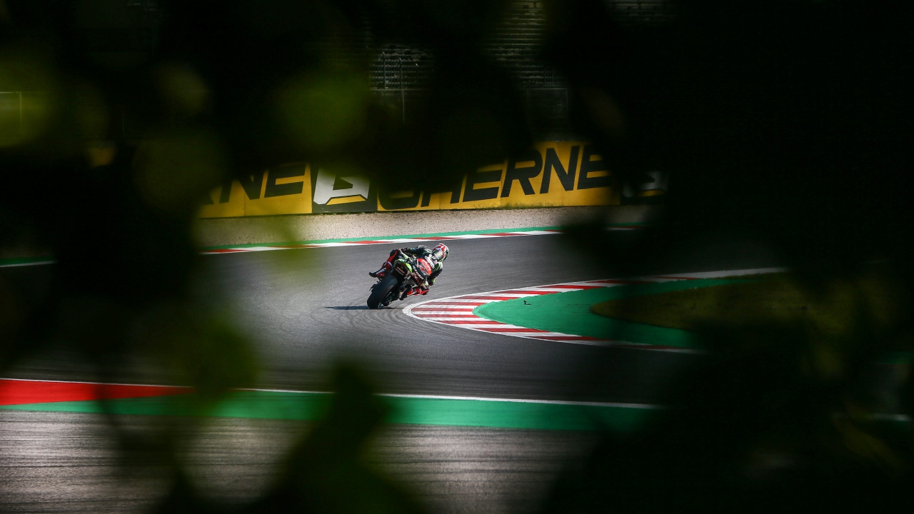 Misano WorldSBK 2018, en fotos