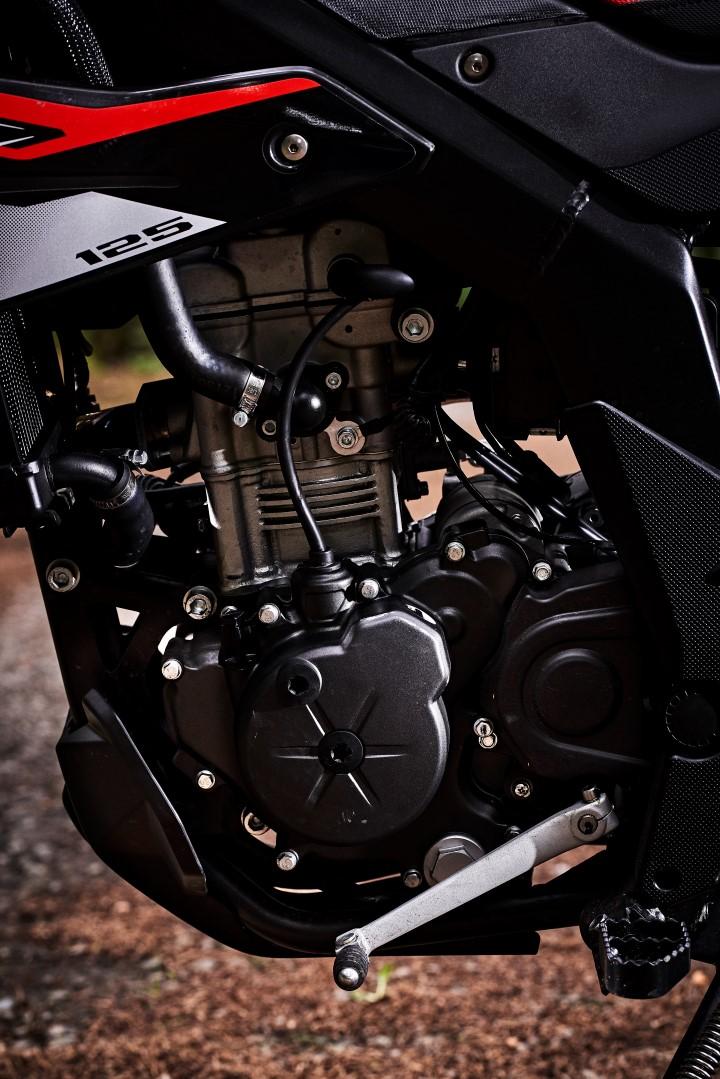 Aprilia RX y SX 125