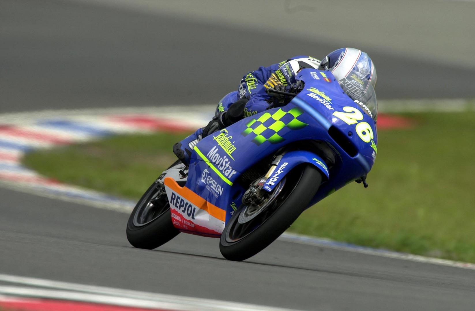 Grandes momentos de Dani Pedrosa en MotoGP