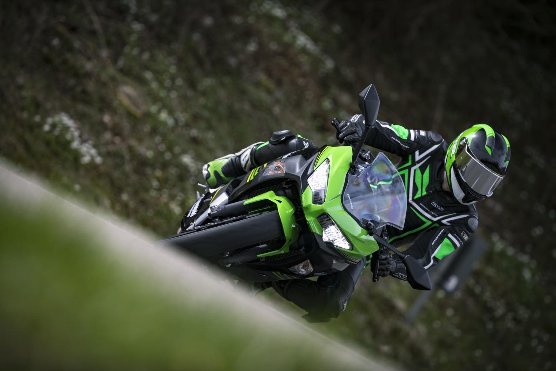 Motos Deportivas A2: Honda CBR500R vs Kawasaki Ninja 400 vs KTM RC 390 vs Yamaha YZF-R3