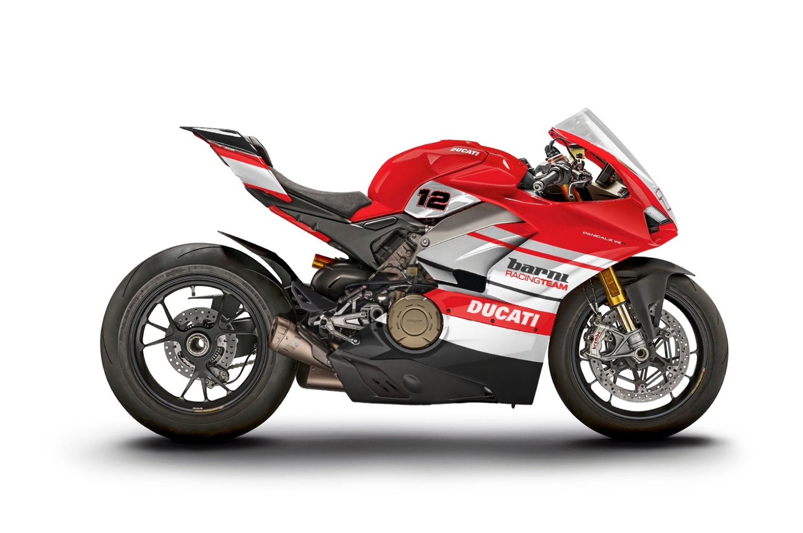 Ducati V4 Panigale Xavi Forés