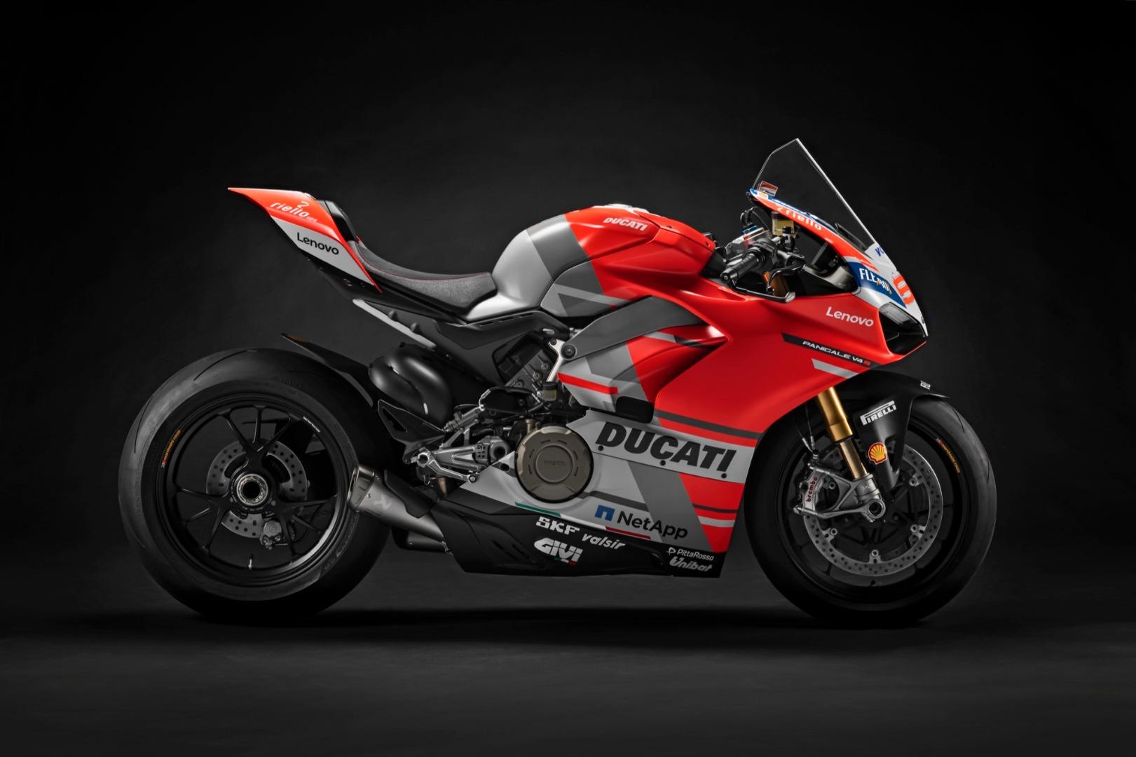 Ducati V4 Panigale Jorge Lorenzo