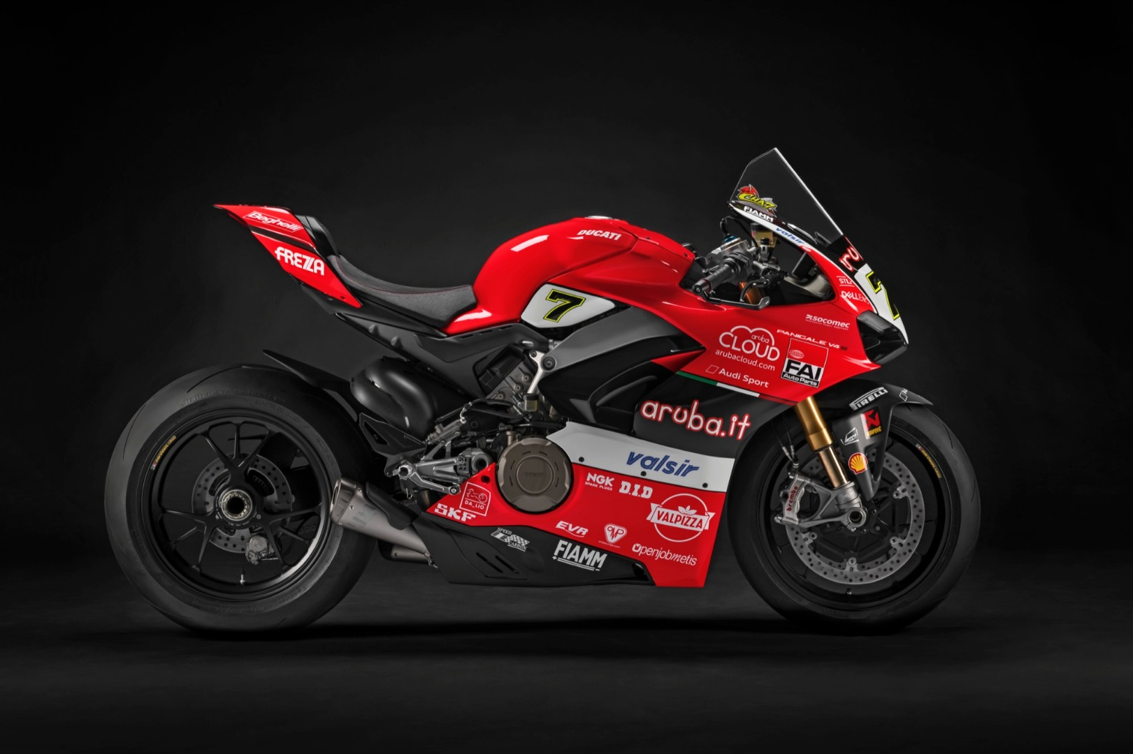 Ducati V4 Panigale Chaz Davies