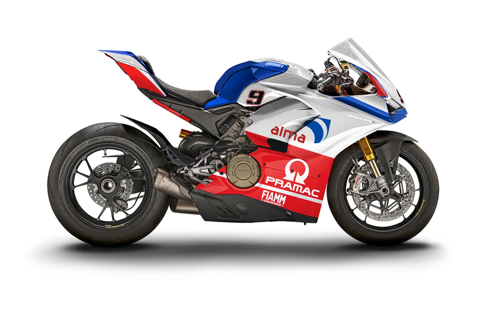 Ducati V4 Panigale Petrux