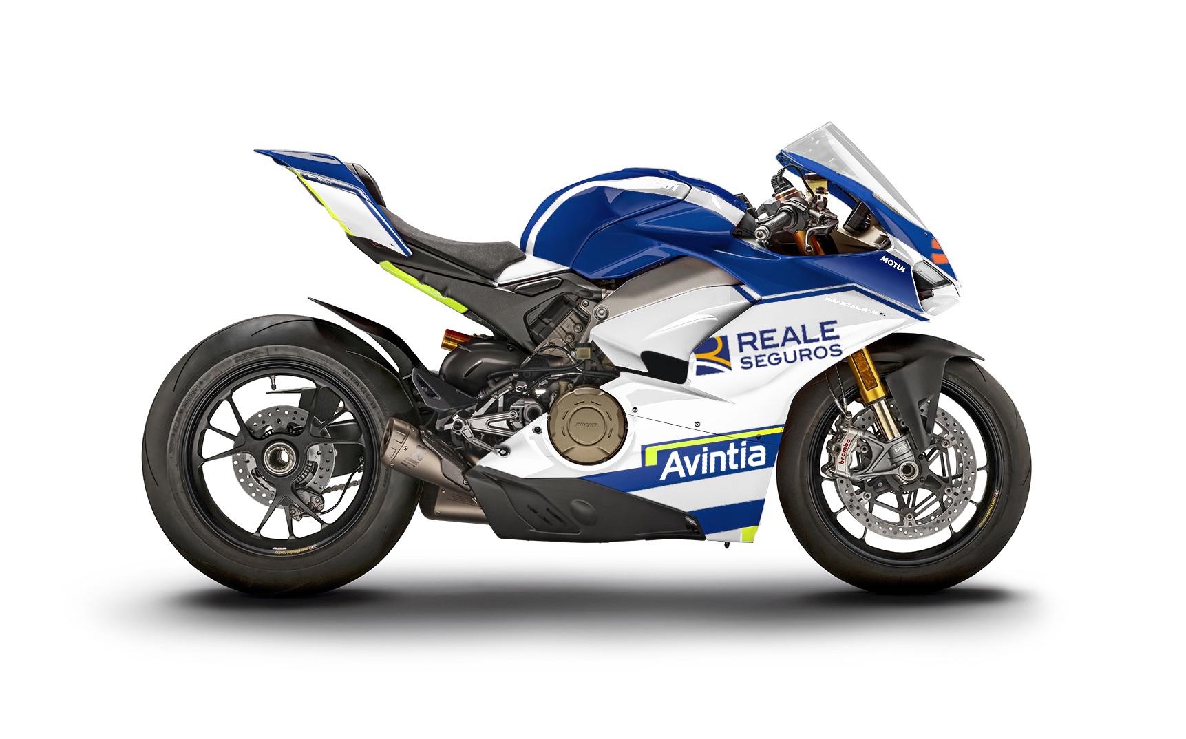 Ducati V4 Panigale Avintia