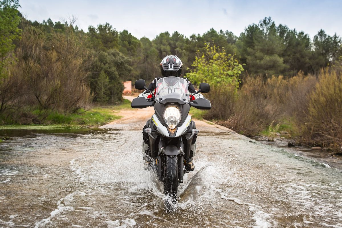 Las motos más vendidas en el sector trail