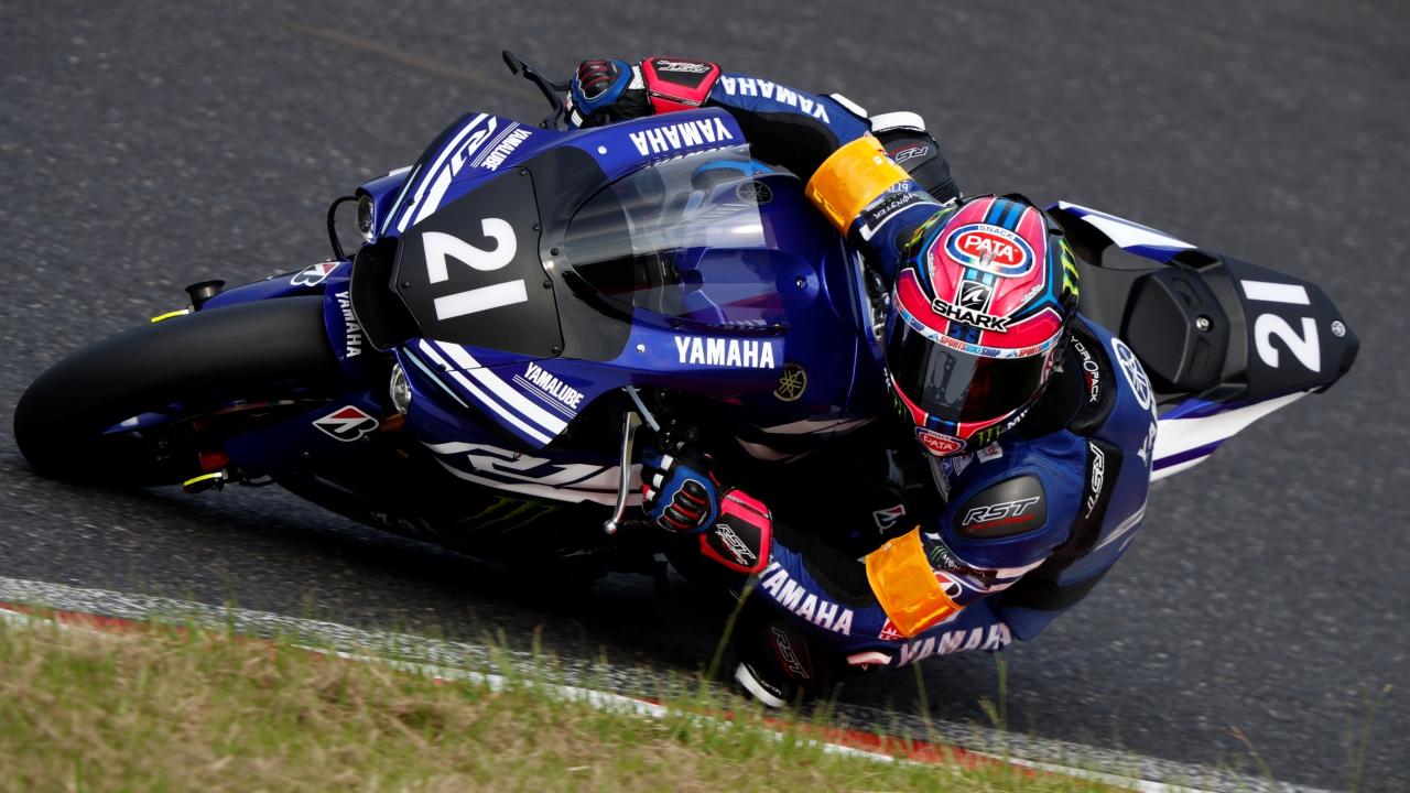 Yamaha Factory en las 8 horas de Suzuka