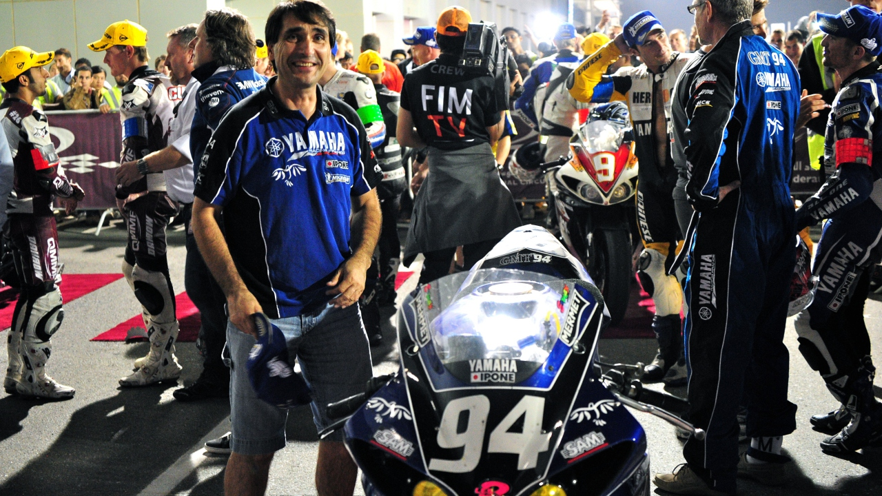 David Checa y el último baile del GMT94