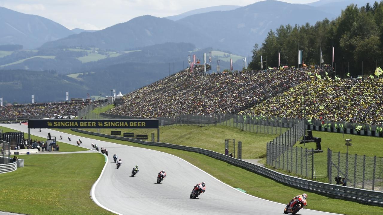 MotoGP Austria 2018, en fotos