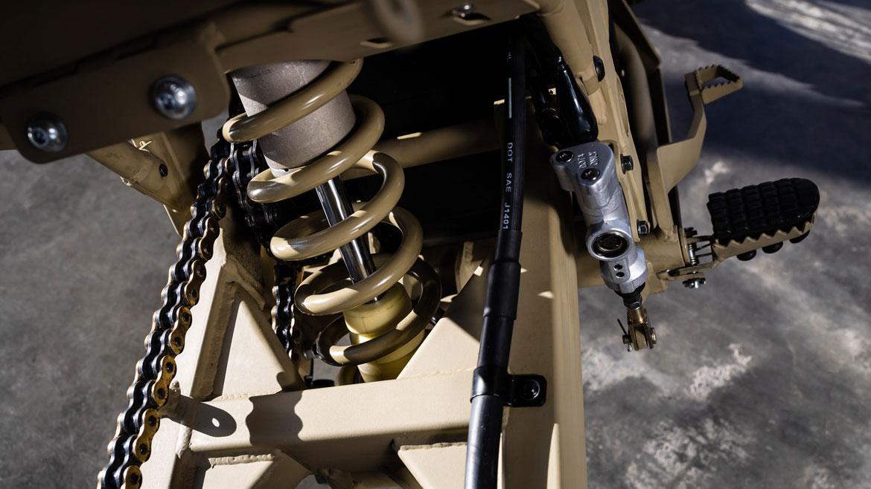 Kalashnikov Eléctrica