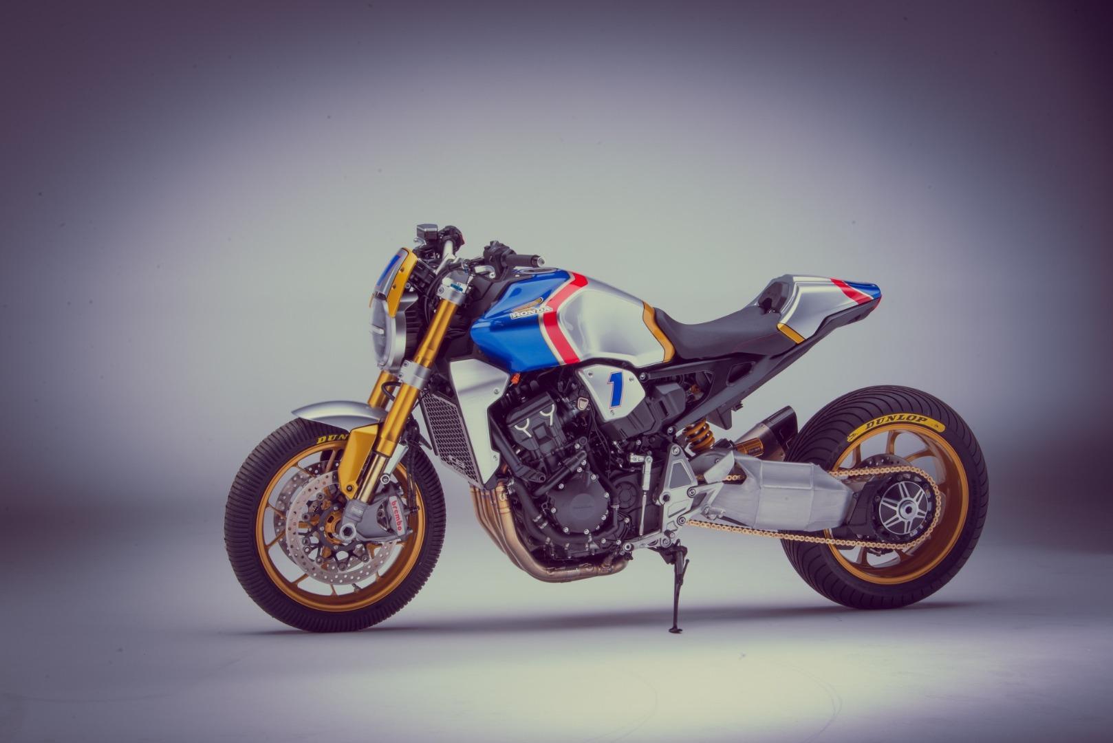 Honda CB1000R de Mick Doohan