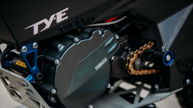 Yamaha eléctrica