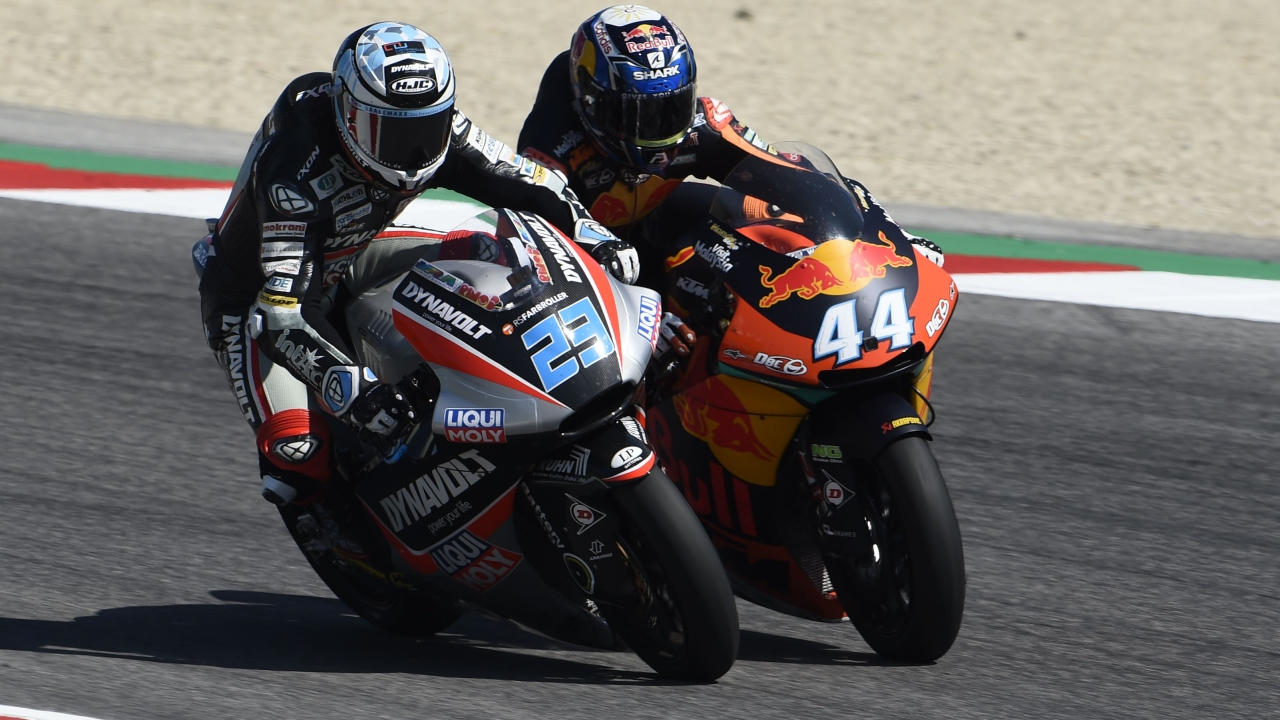 MotoGP Misano 2018, en fotos
