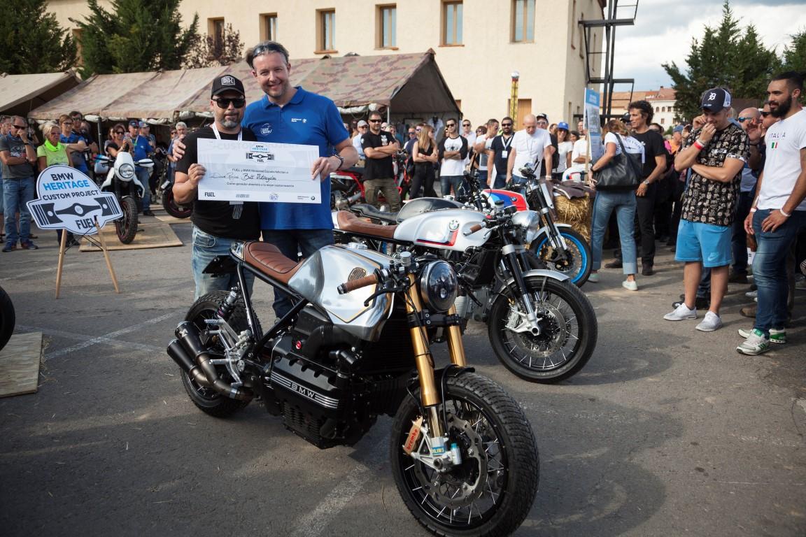 lll BMW Heritage Custom Project