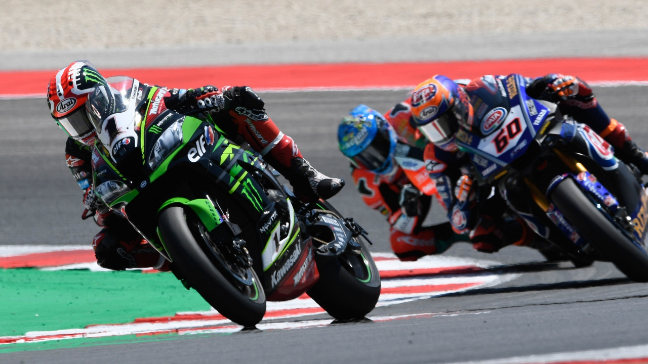 WSBK Portimao 2018: Horarios, TV y links
