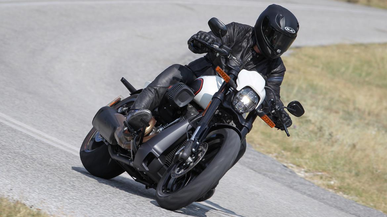 Harley-Davidson Softail FXDR 114