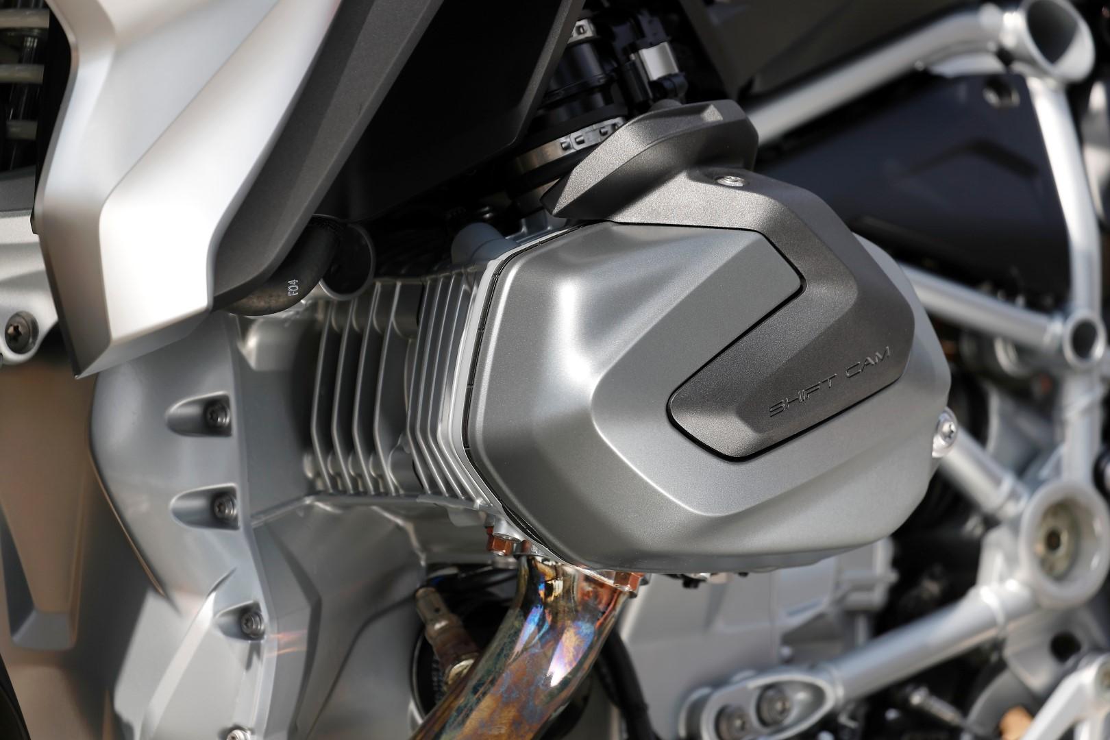 BMW R 1250 GS y R 1250 RT 2019