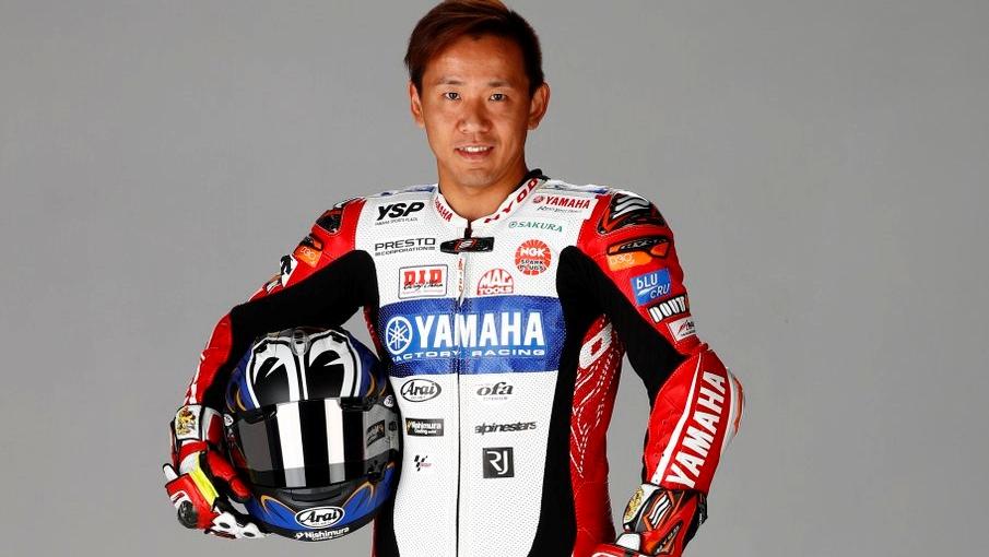 Yamaha YZR-M1 decoración Japón 2018