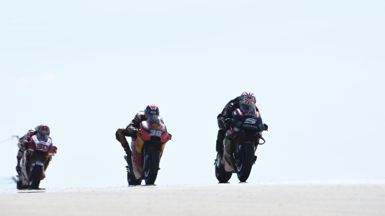 MotoGP Aragón 2018, en fotos