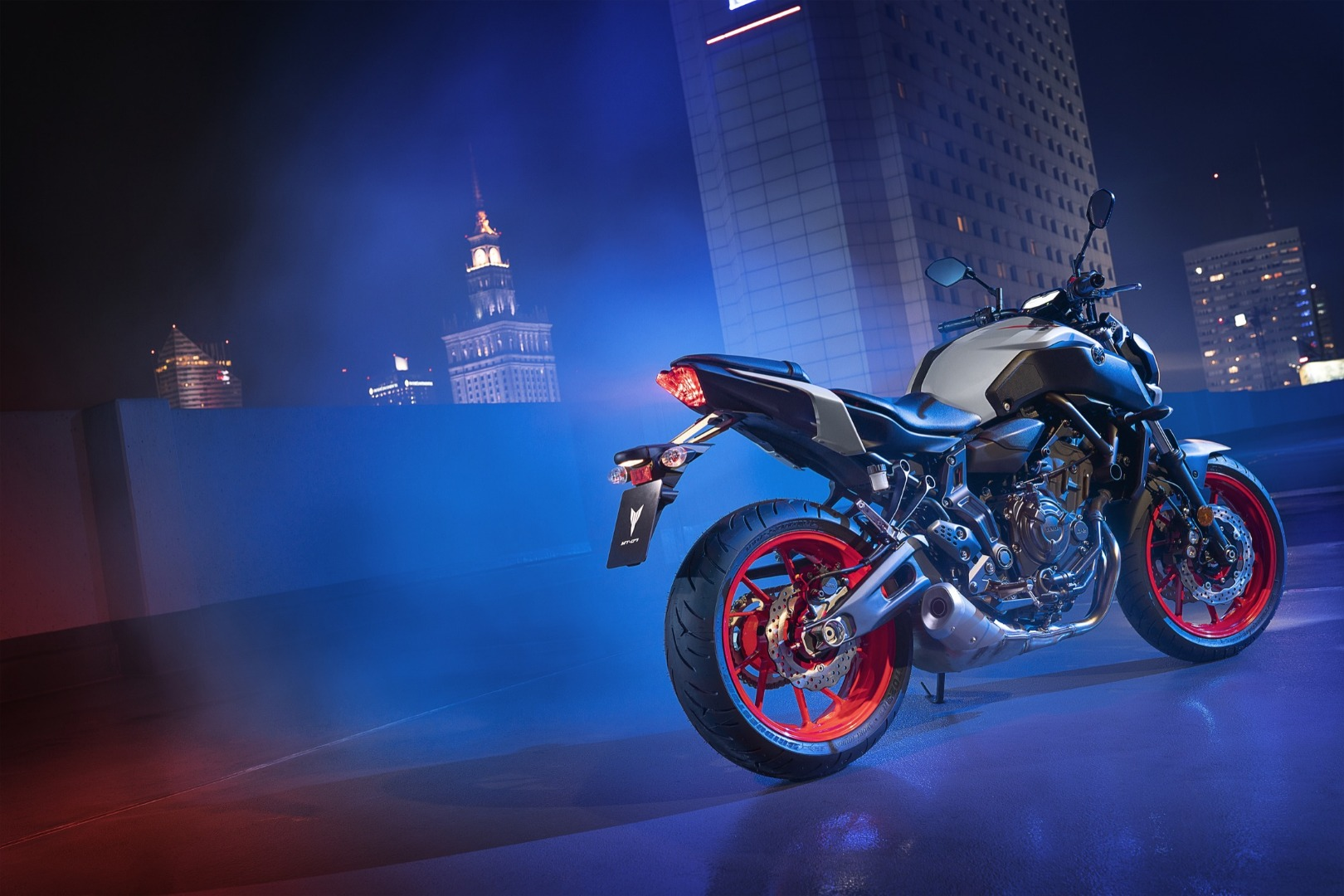 Nuevas Yamaha MT 2019
