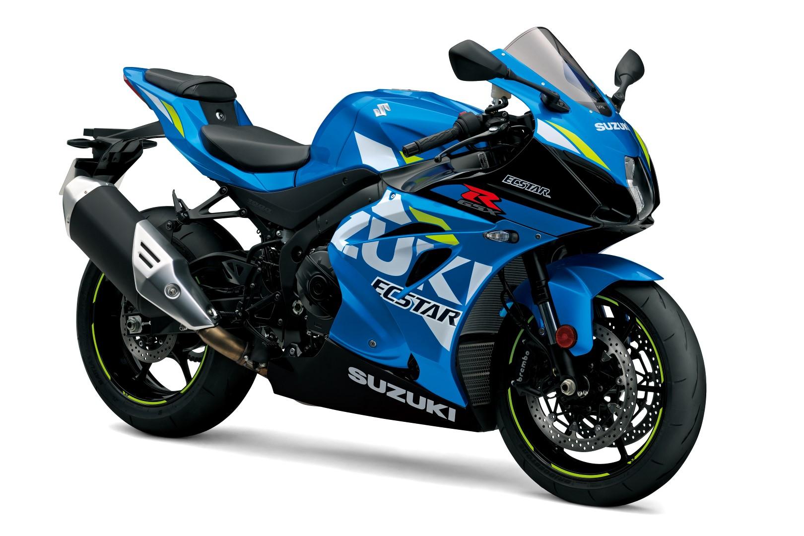 Suzuki GSX-R1000 y GSX-R1000 R 2019