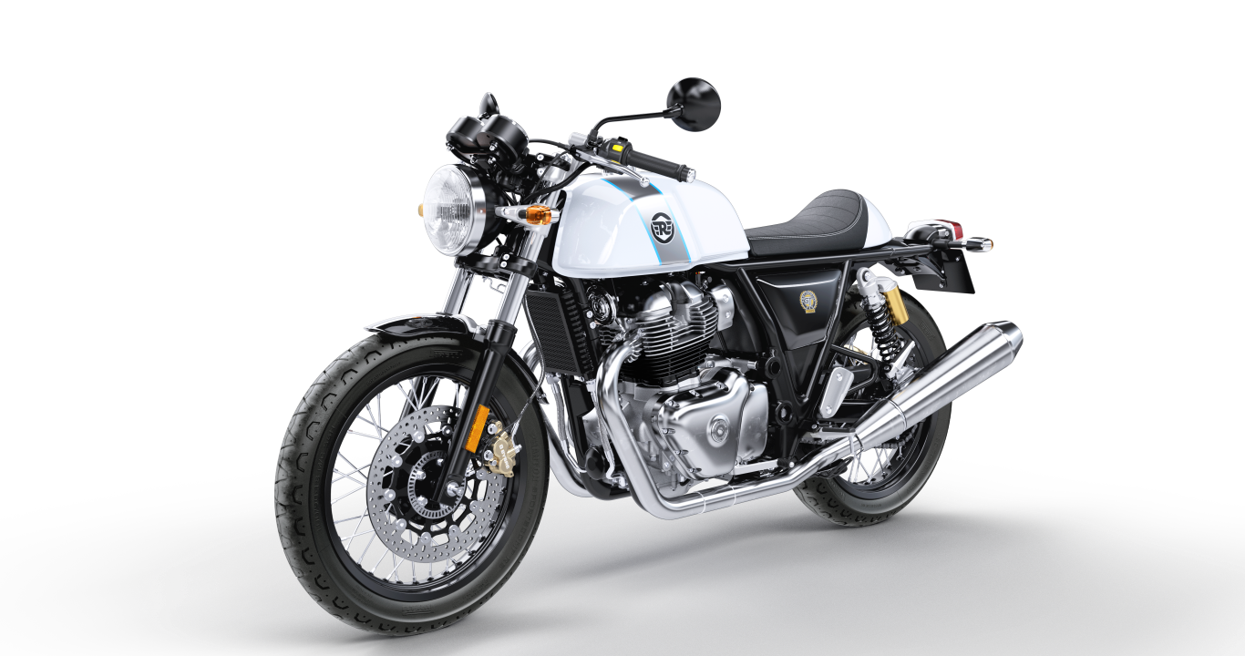 Royal Enfield Continental GT 650 e Interceptor INT 650 2018