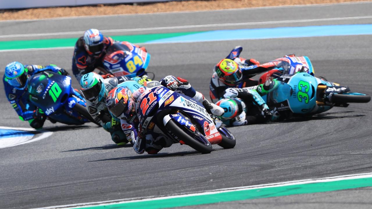 MotoGP Tailandia 2018, en fotos